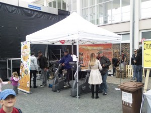 Compact Canopy Eventzelt Promotion01