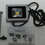 10W LED Strahler