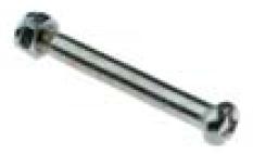 Ersatzschraube Dachstrebenverbinder 40mm 6-Kant