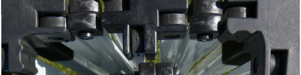 Geschraubte Rahmen für Faltzelt