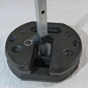 Gewicht für Faltzelt 12 kg stapalbar