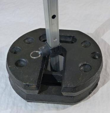 Gewichte zum Sichern der Faltzelte