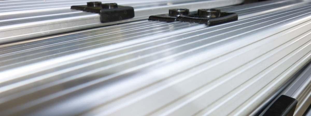 Ersatzteile für 40mm 6-Kant Faltzelt